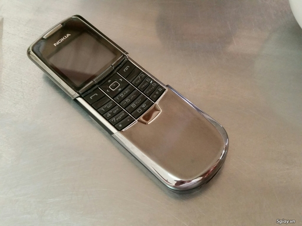 Chuyên mua bán Nokia 8800 các loại giá tốt nhất thị trường - 1