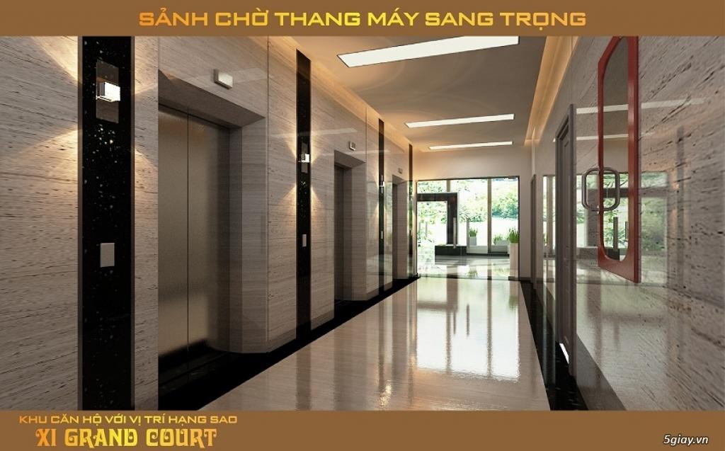 Xi Grand Court chiết khấu 12% CĐT nhận nhà mới trã lãi, thanh toán 30% LH 0902886332 - 13