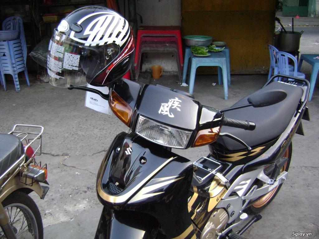 Nón BH Yamaha GP theo xe (Nouvo SX) - 2