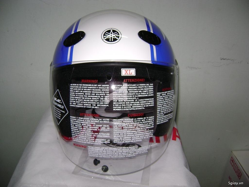 Nón BH Yamaha GP theo xe (Nouvo SX) - 15