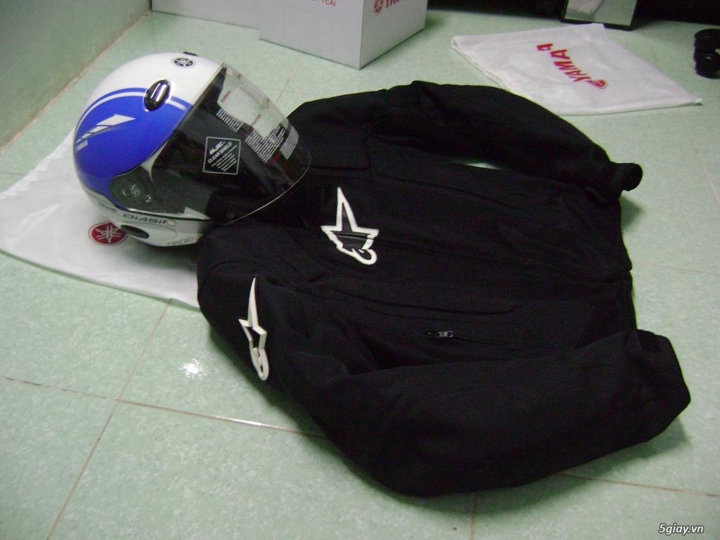 Nón BH Yamaha GP theo xe (Nouvo SX) - 21