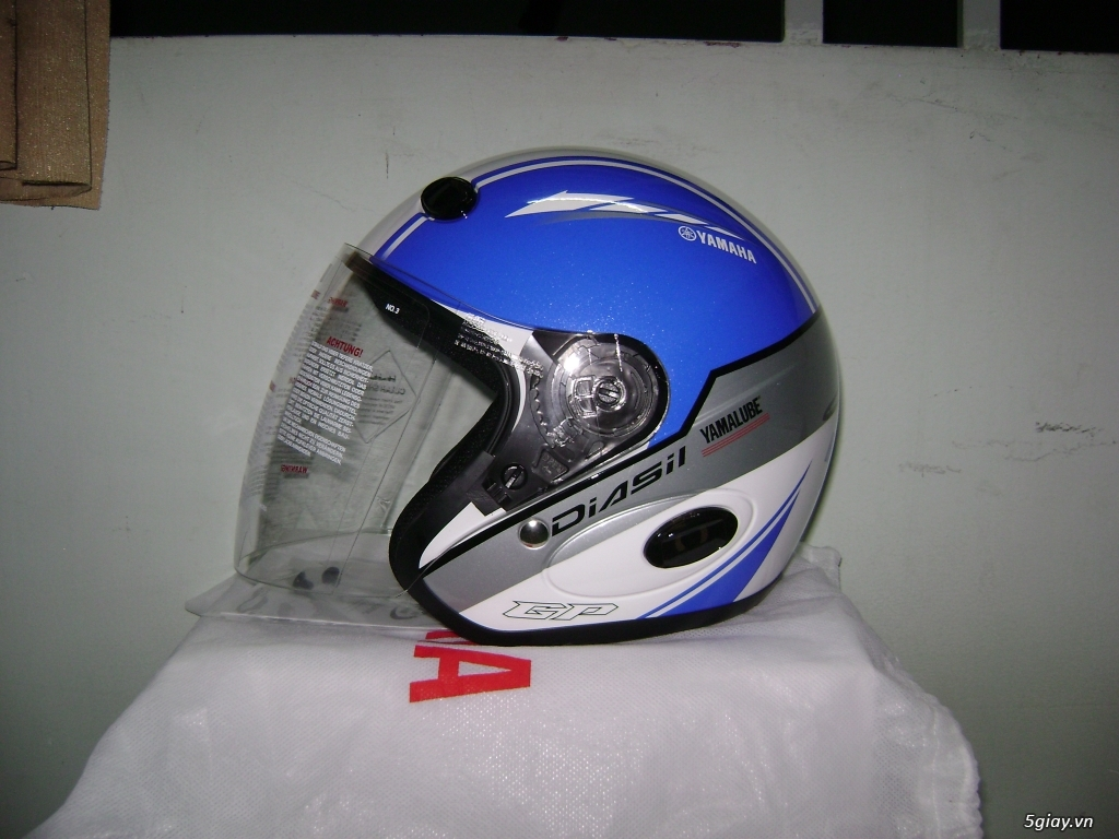 Nón BH Yamaha GP theo xe (Nouvo SX) - 17