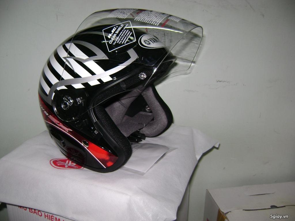 Nón BH Yamaha GP theo xe (Nouvo SX) - 27