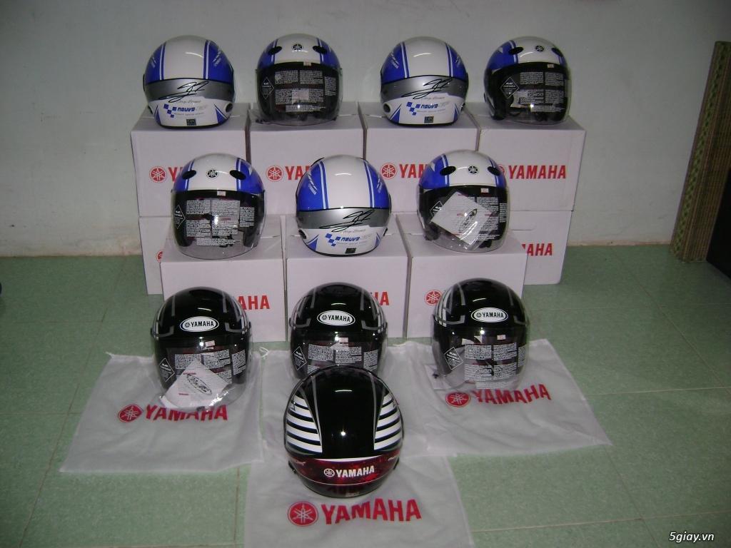 Nón BH Yamaha GP theo xe (Nouvo SX) - 6