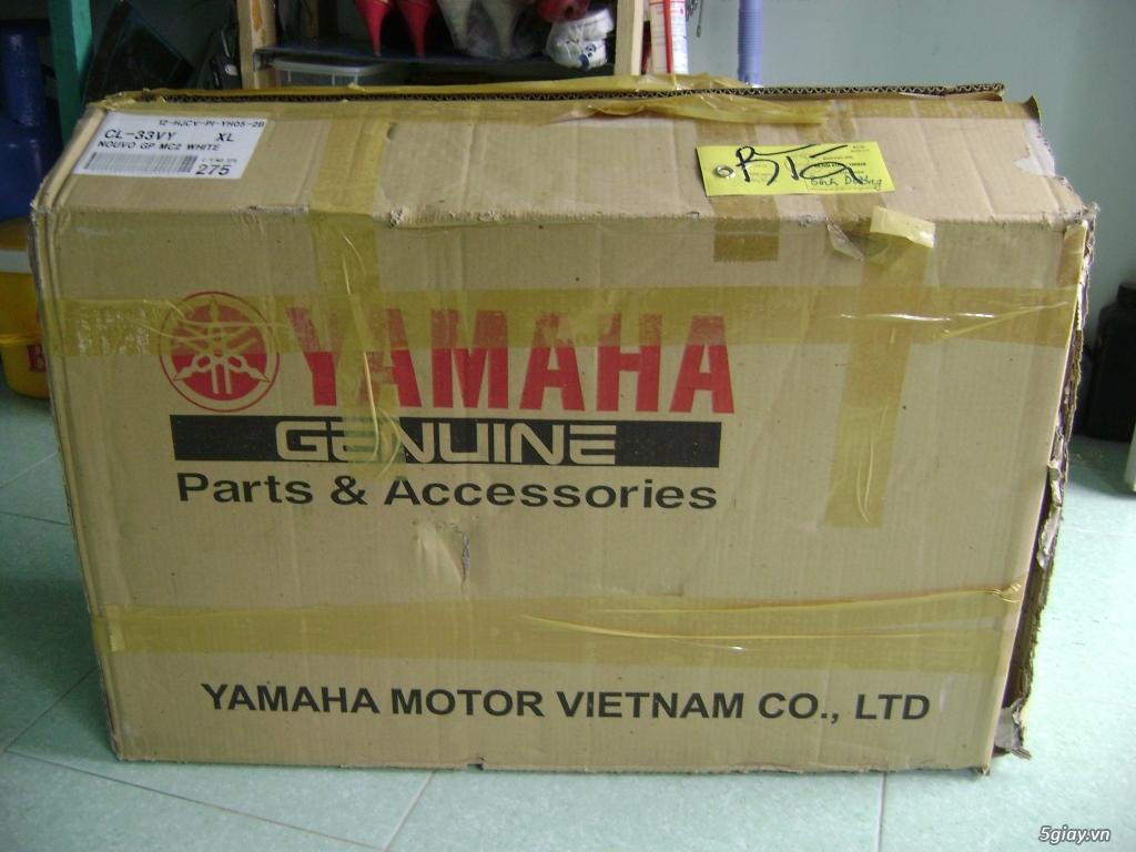 Nón BH Yamaha GP theo xe (Nouvo SX) - 8