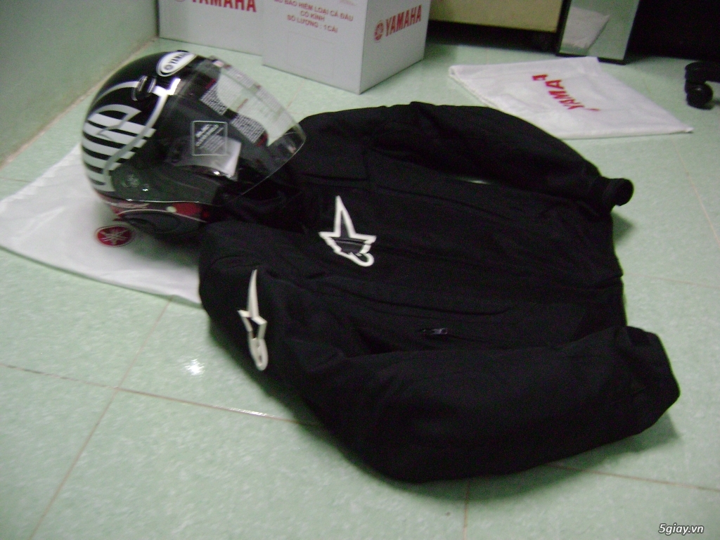 Nón BH Yamaha GP theo xe (Nouvo SX) - 32