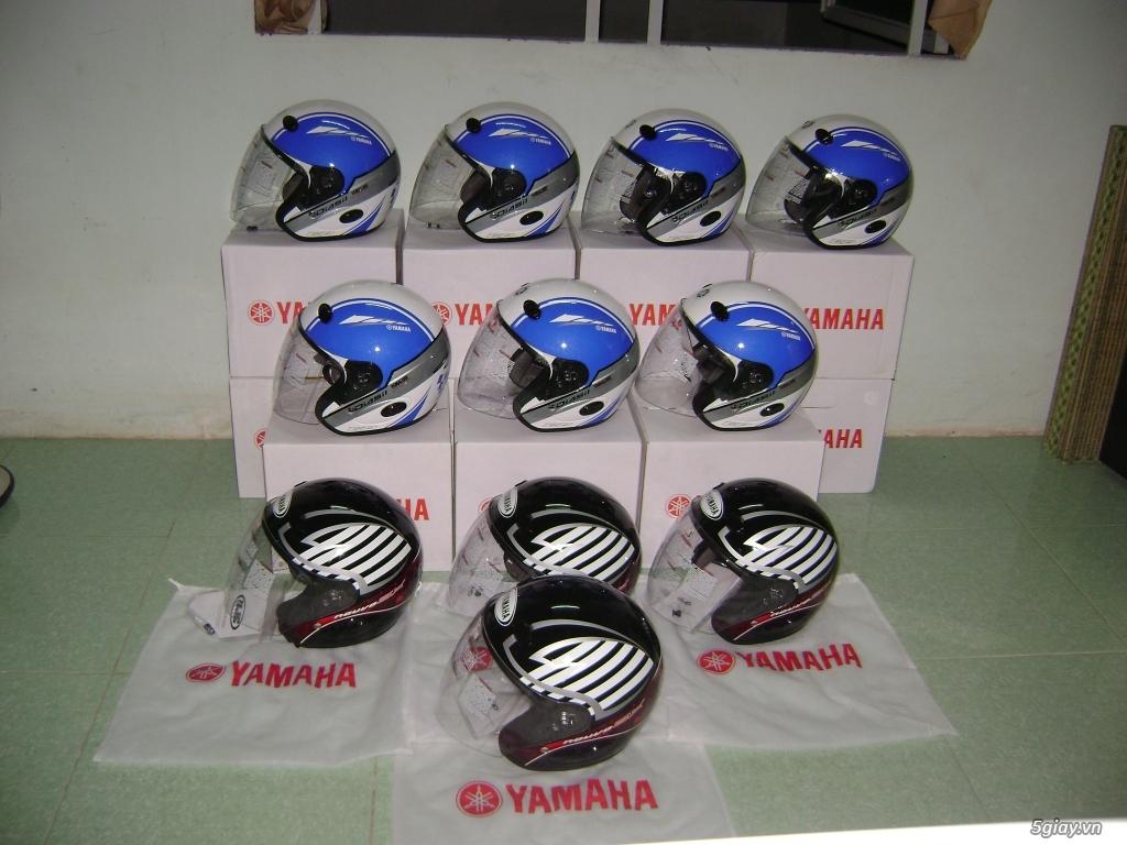 Nón BH Yamaha GP theo xe (Nouvo SX) - 5