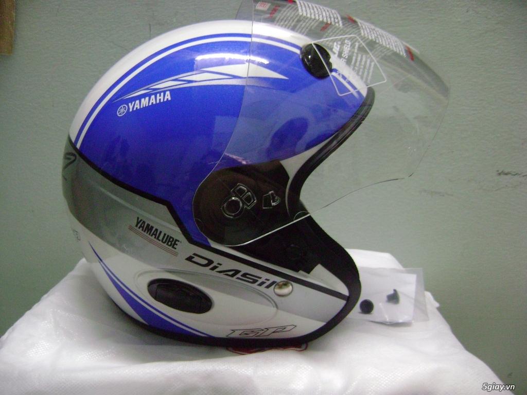 Nón BH Yamaha GP theo xe (Nouvo SX) - 16