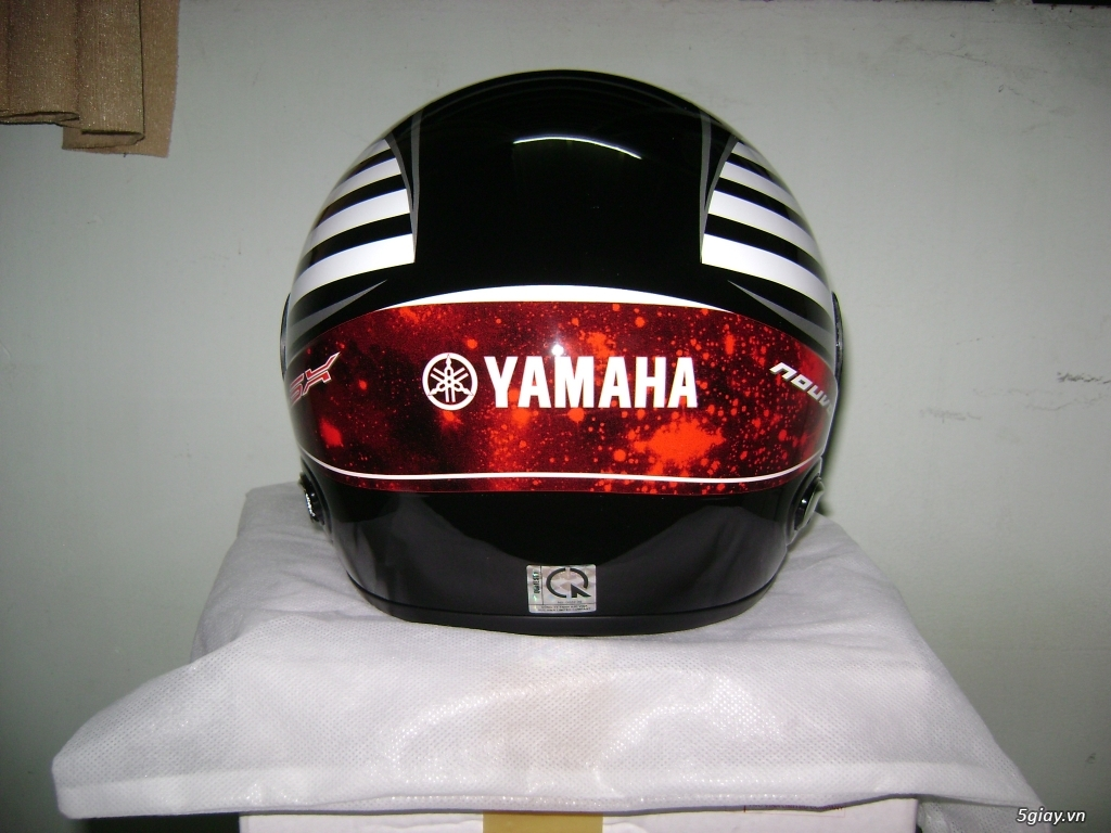Nón BH Yamaha GP theo xe (Nouvo SX) - 30