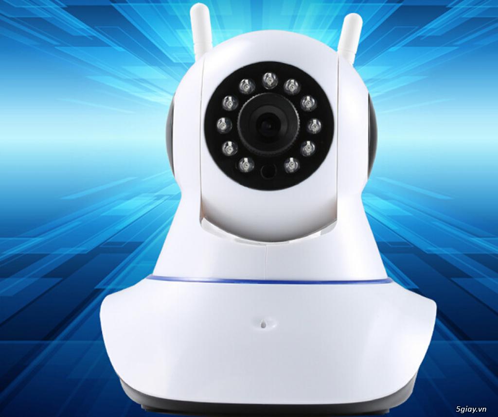 Camera quan sát kết nối Wifi - 5