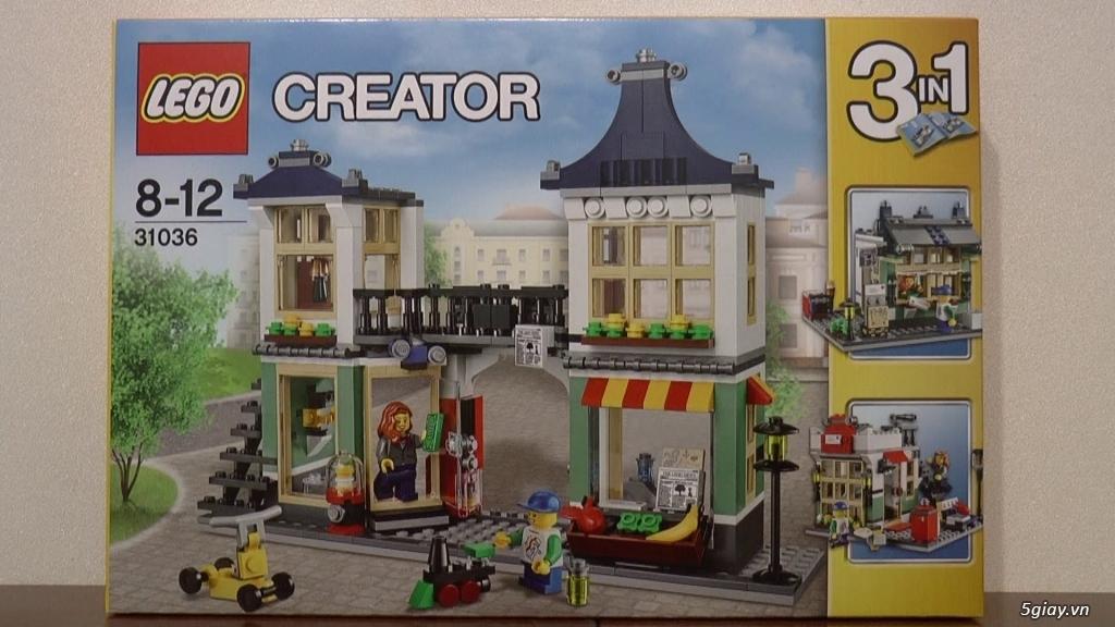 [HCM] Lego Chính Hãng - Giá tốt - 10