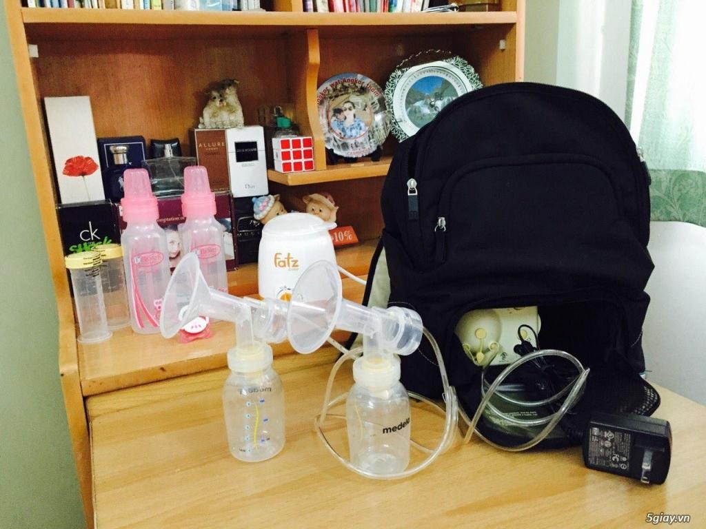MEDELA: máy hút sữa USA giá rẻ. Giải pháp tạo sữa mẹ cho bé mới sinh!