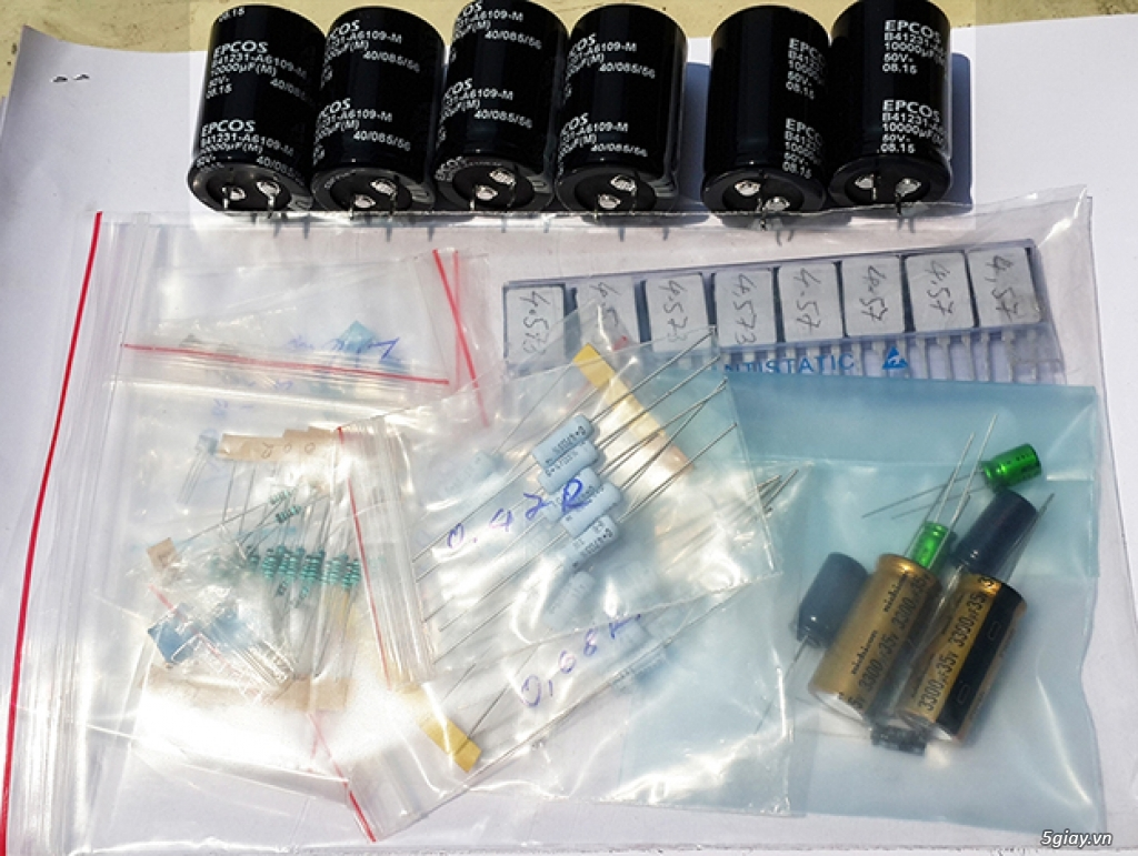 Linh kiện điện tử, PCB và DIY kit cho High-end Audio . ART Audio - 4
