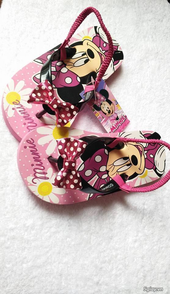 Giày hiệu US cho bé : Disney ,Carter's , Old Navy , Gymboree , Gap , H&M , Zara, Children Place .... - 1
