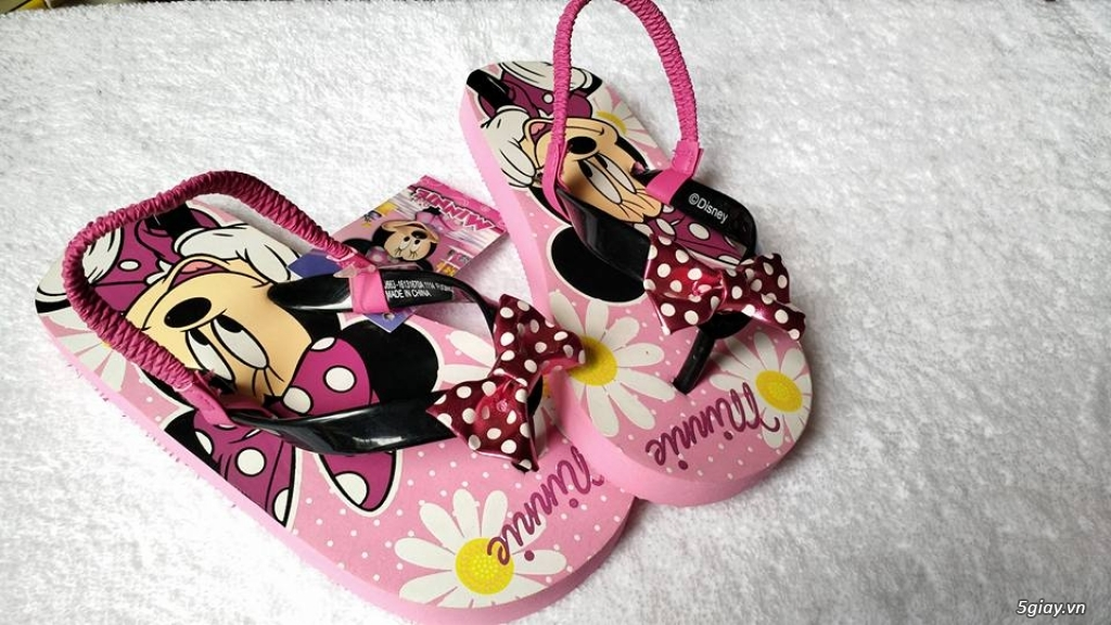 Giày hiệu US cho bé : Disney ,Carter's , Old Navy , Gymboree , Gap , H&M , Zara, Children Place .... - 2