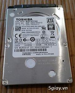 hdd laptop, thay ổ cứng laptop Free, hdd destop, caddy bay, sshd các loại NEW 100% - 8