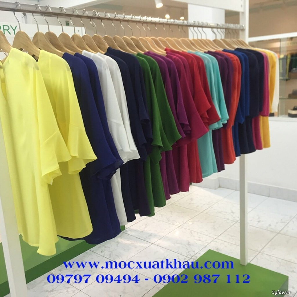 shop manocanh treo , móc áo nhung, inoc, gỗ, nhựa đủ loại dành cho shop & gia đình - 35