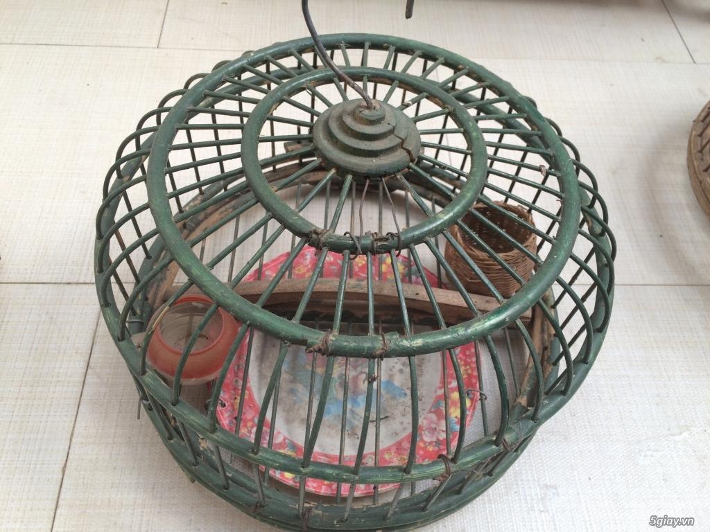 Cần thanh lý 3 lồng chim cu gắy - 2