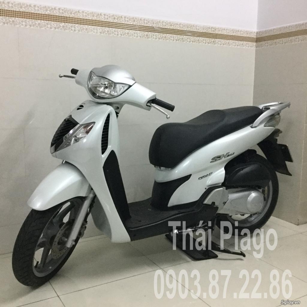 Thái&Trâm bán xe Tay Ga các loại (SH,Piaggo ..) xe bao đẹp, giá tốt. THU MUA XE SH,PIAGGO giá cao - 41