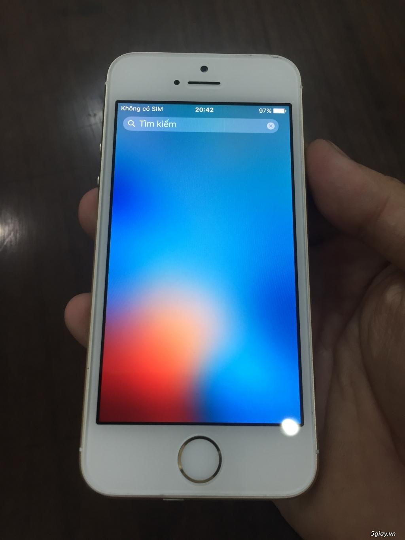iPhone 5S Vàng 64GB giá thanh lý