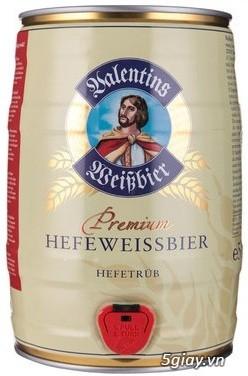Bán Bia Đức VALENTINE HEFEWeissbier