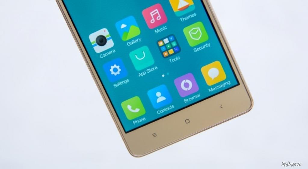 [Mr Bách Khoa] mua Xiaomi Redmi 3 giá tốt + quà tặng tặng đt Land Power A8+ - 2