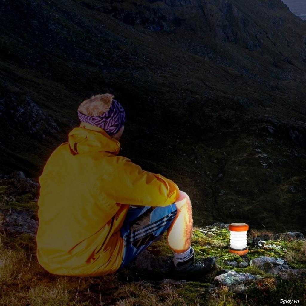 Phụ kiện cắm trại, leo núi, phượt: ĐÈN PIN, ĐÈN LỀU - 20