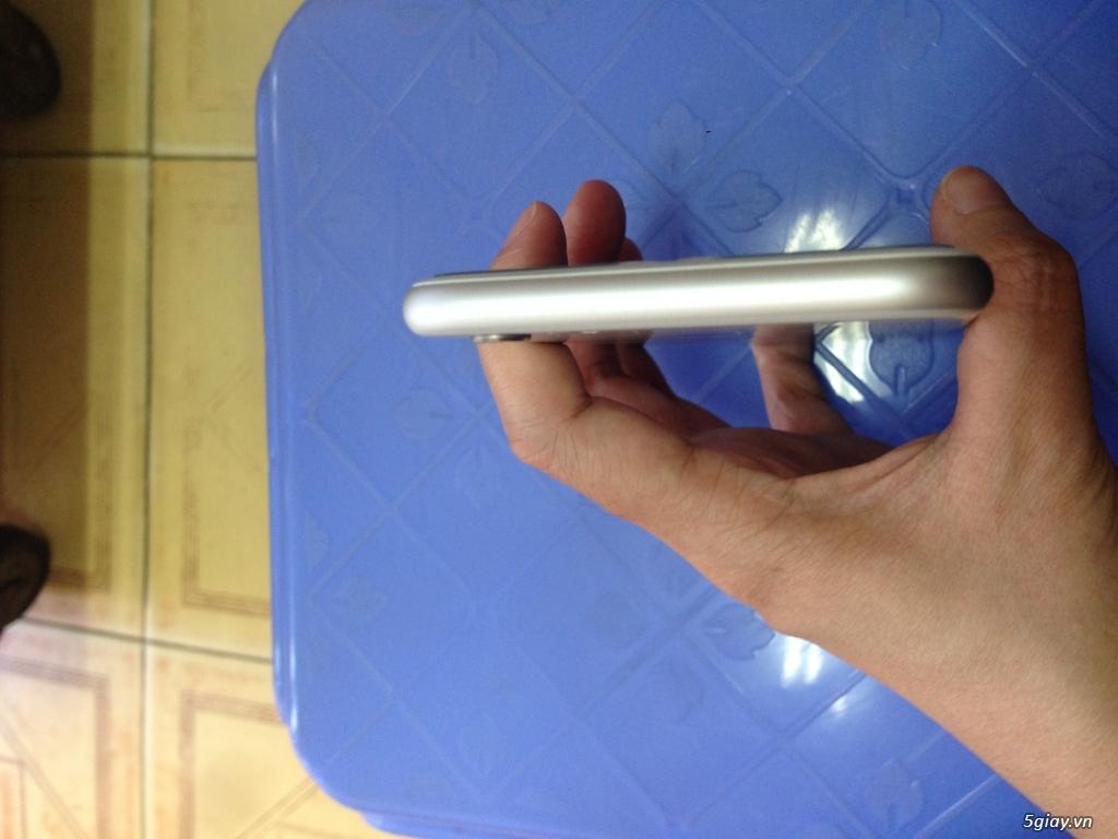 Iphone 6 128gb,màu bạc, quốc tế,nguyên zin,mới 99% - 3
