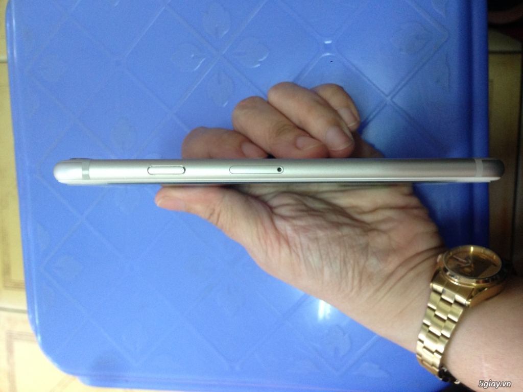 Iphone 6 128gb,màu bạc, quốc tế,nguyên zin,mới 99% - 6