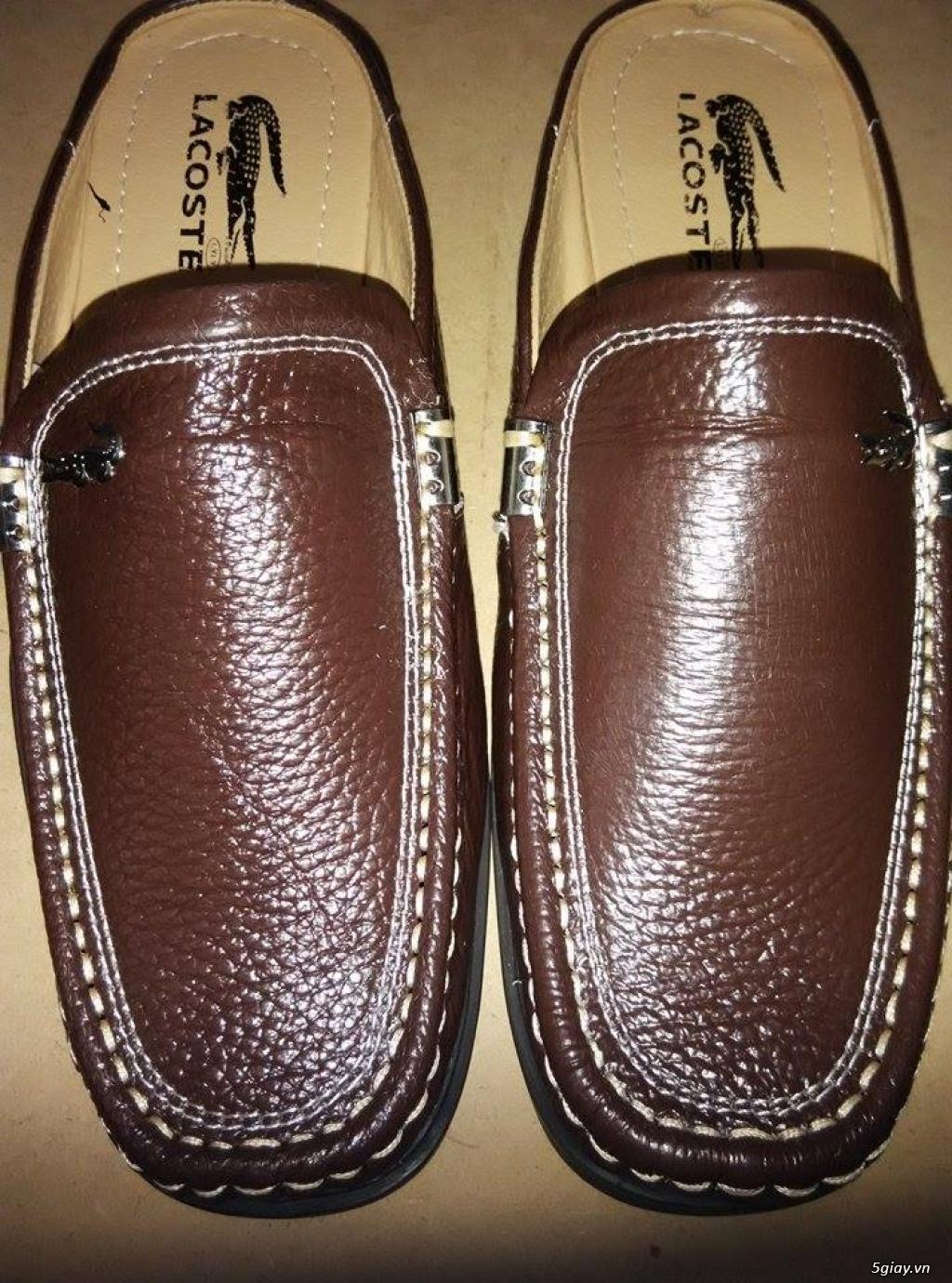 Giày Dép Da Thật 100% - giá quá ư là rẻ nè ...Ghé xem đi mn ơi.... - 21