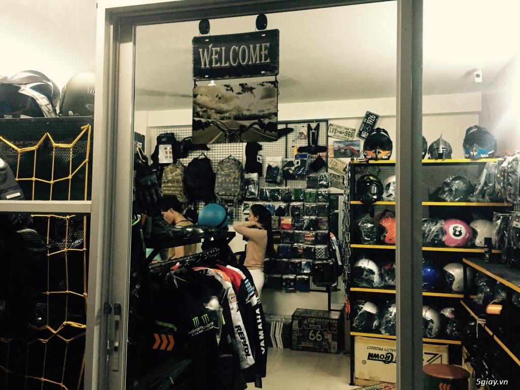 Chợ bảo hộ - bán đồ đi phượt - dụng cụ bảo hộ moto xe máy - 49