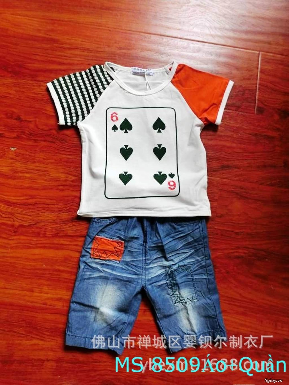 Thanh Lí Thời Trang Trẻ Em Mẫu Mã Hàn Quốc Cho Bé Từ 0 - 24 Tháng - 1