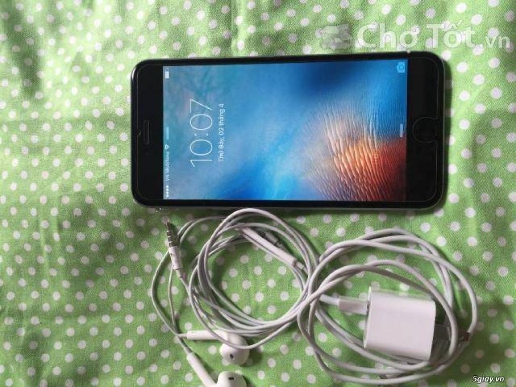 (Cần mua) Xác iphone 6 plus còn dùng màng hình - 1