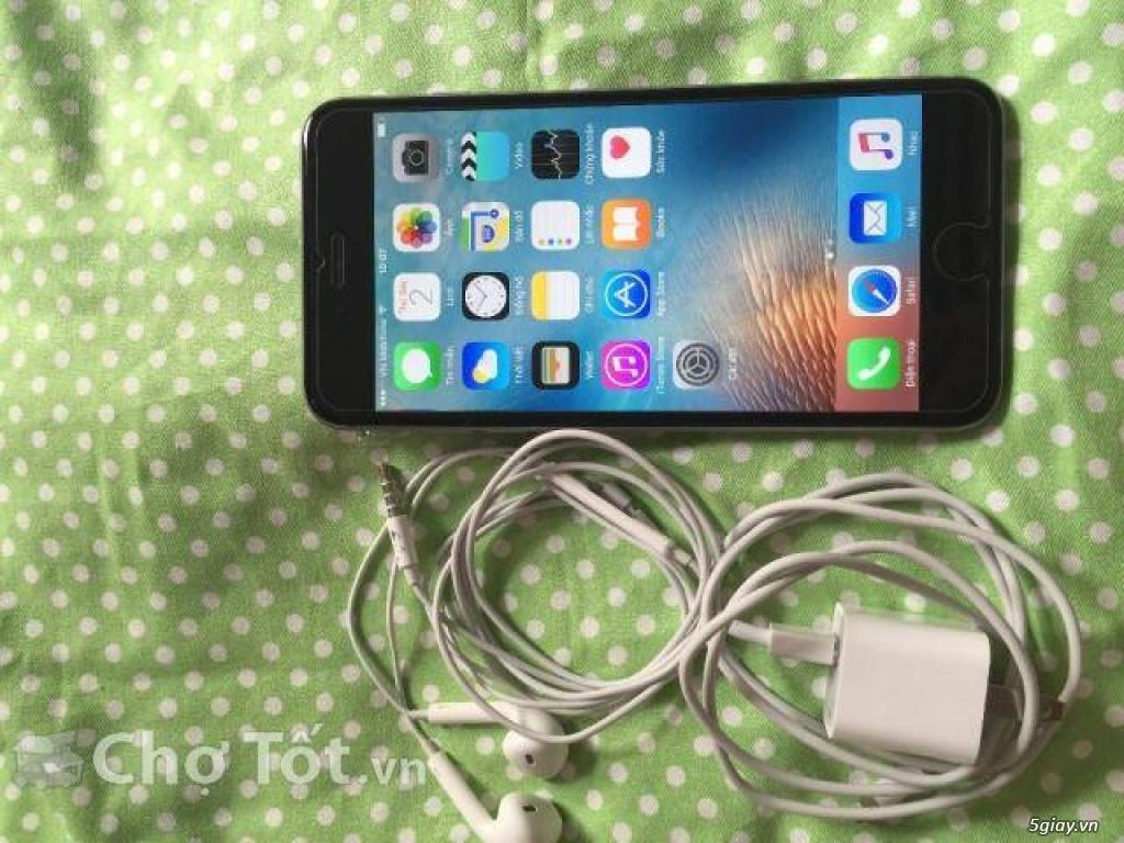 (Cần mua) Xác iphone 6 plus còn dùng màng hình