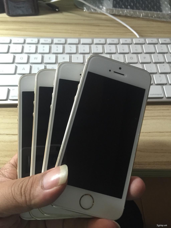 IPHONE 5 Trắng 16gh --IPHONE 5s GOLD 16gh Quốc Tế (Giá Cạnh Tranh) - 6