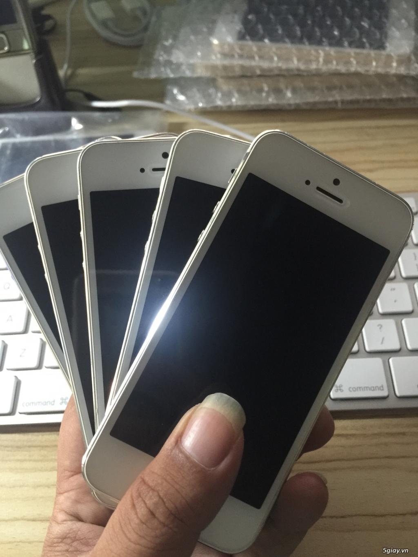 IPHONE 5 Trắng 16gh --IPHONE 5s GOLD 16gh Quốc Tế (Giá Cạnh Tranh) - 4