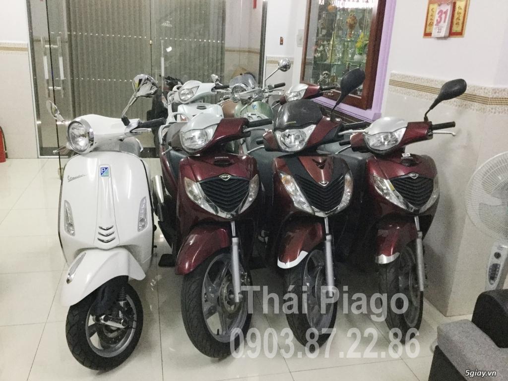 Bán xe Tay Ga các loại (SH ,Piaggo ,…) xe bao đẹp, đảm bảo giá tốt. Có thu mua xe chính chủ giá tốt - 48