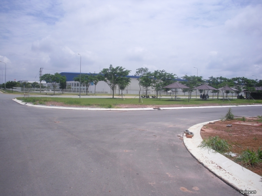 Bán Lô 5C9, Mỹ Phước 4, chính chủ,đất mặt tiền đường lớn NA2, Gần Đại Học Thủ Dầu Một - 1