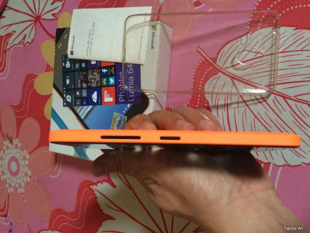 Lumia 640Xl cam còn bảo hành 11 tháng 20 ngày tại viễn thông A - 3
