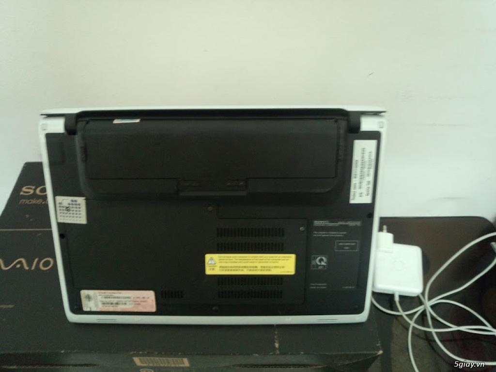 Laptop mini Sony Vaio Full Box bảo hành 3 tháng - 4