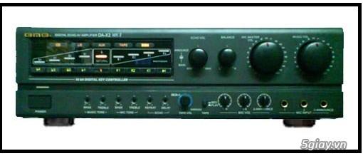 DH 3600 ,Mixer BMB,EQ ALEESIS 230 ,Power QSC ,Loa bose 301 sr III ,V.JBL ION 15 ... - 2
