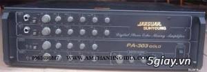 DH 3600 ,Mixer BMB,EQ ALEESIS 230 ,Power QSC ,Loa bose 301 sr III ,V.JBL ION 15 ... - 3