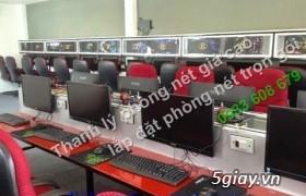 Chuyên thanh lý phòng nét máy tính giá cao tận nơi tại các tỉnh thành - 2