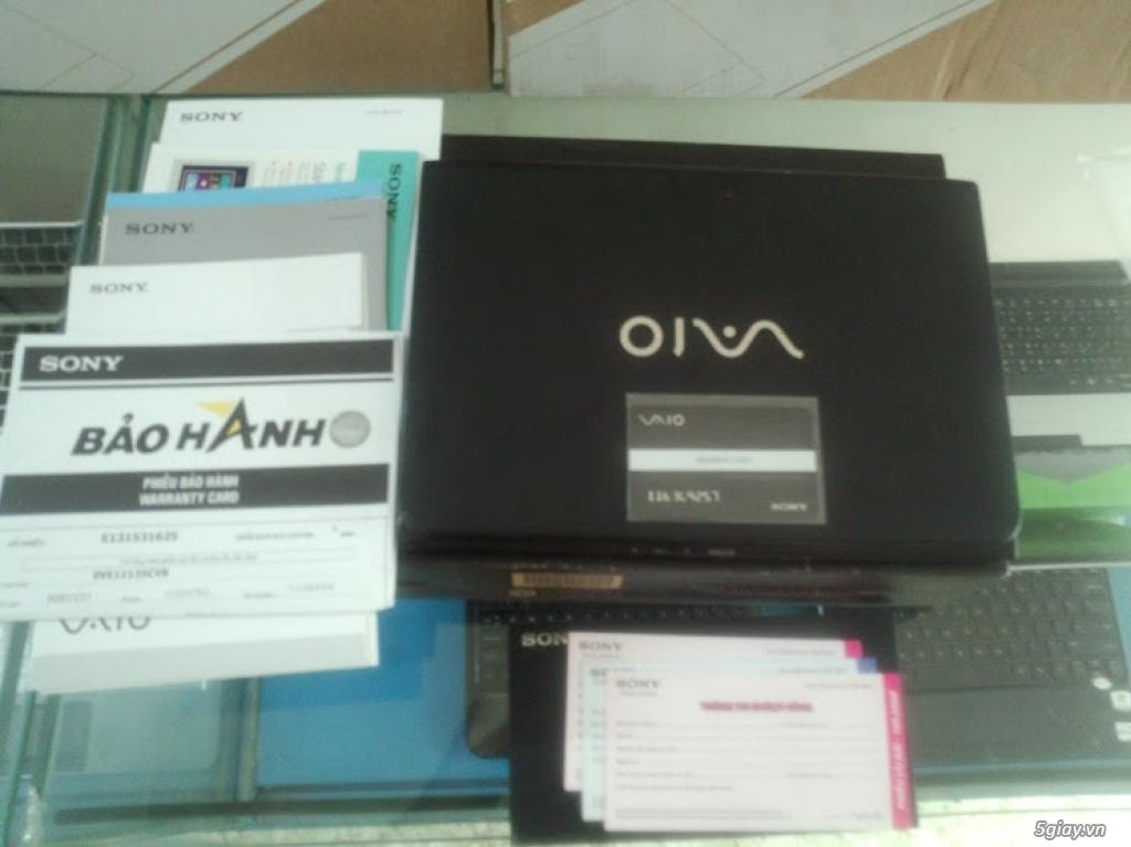 Laptop mini Sony Vaio Full Box bảo hành 3 tháng