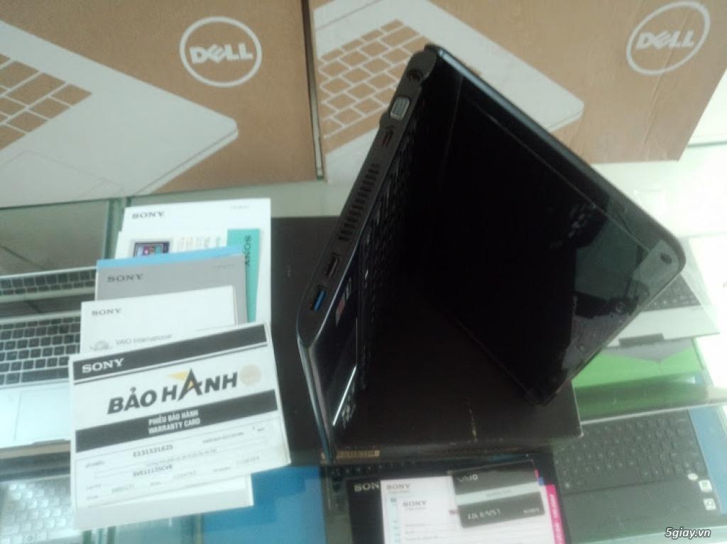 Laptop mini Sony Vaio Full Box bảo hành 3 tháng - 2