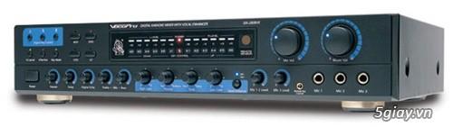 DH 3600 ,Mixer BMB,EQ ALEESIS 230 ,Power QSC ,Loa bose 301 sr III ,V.JBL ION 15 ... - 1
