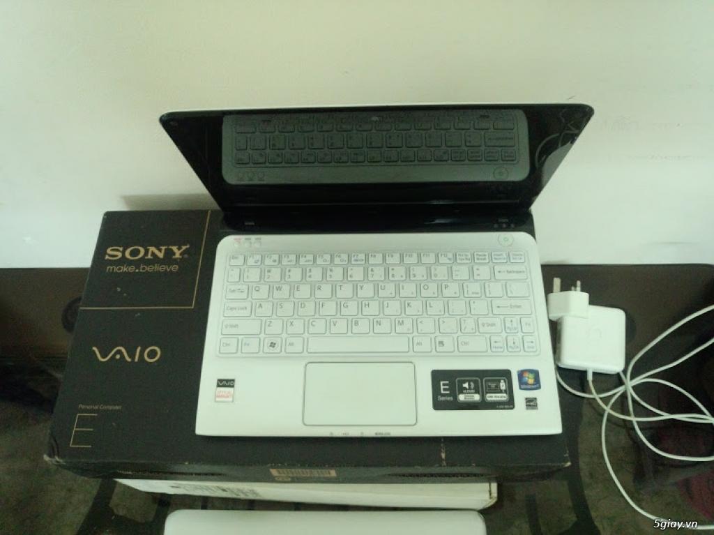 Laptop mini Sony Vaio Full Box bảo hành 3 tháng - 3