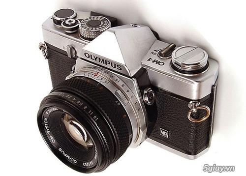 thu mua máy ảnh cũ giá cao
