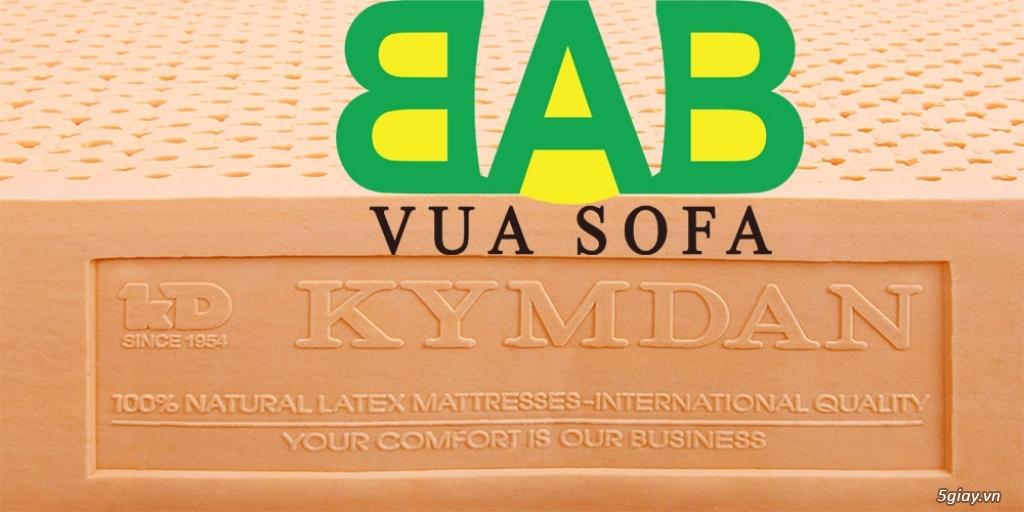 SOFA Siêu Cao Cấp: Khung sườn gỗ đỏ, Nệm ngồi Kymdan mới 100%, Da bò ITALIA. Ký hợp đồng công chứng