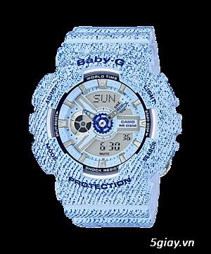 Đồng hồ baby-G, G-shock chính hãng - 14
